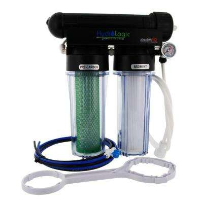 19 in. x 6 in. Stealth-RO100 Reverse Osmosis Filtration System