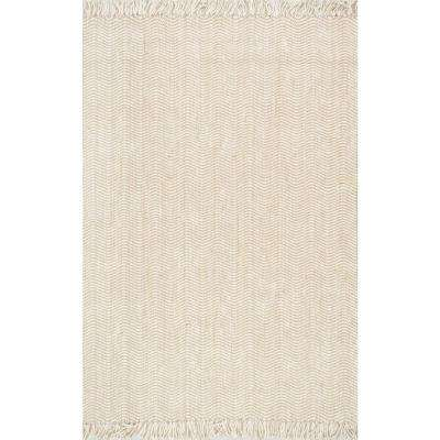 Don Natural 5 ft. x 8 ft. Area Rug
