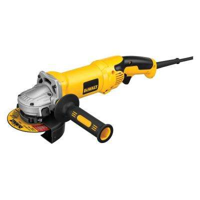 13 Amp 4-1/2 in. x 5 in. High Performance Grinder with Trigger Grip