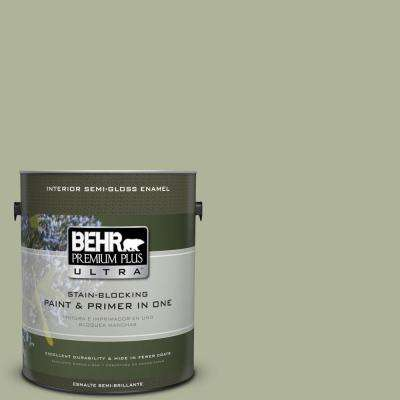 Home Decorators Collection 1-gal. #HDC-CT-28 Cottage Hill Semi-gloss Enamel Interior Paint