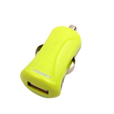 1 Amp Mini Car Charger in Various Color