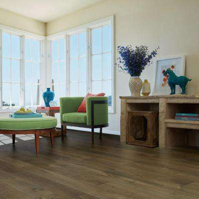 Maple Pacifica 1/2 in. Thick x 7-1/2 in. Wide x Varying Length Engineered Hardwood Flooring (23.31 sq. ft. / case)