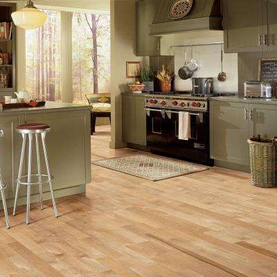American Originals Country Natural Maple 3/4 in. T x 2-1/4 in. W x Varying L Solid Hardwood Flooring (20 sq. ft. /case)