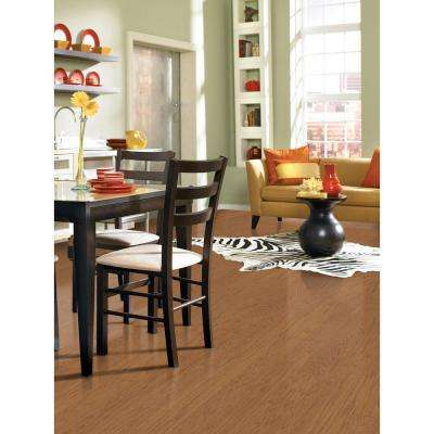 Brushed Oak Khaki 1/2 in. Thick x 5 in. Wide x Random Length Engineered Hardwood Flooring (31 sq. ft. / case)