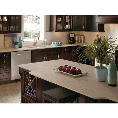 2 in. x 4 in. Ultra Compact Surface Countertop Sample in Irok
