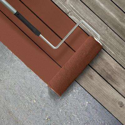 5 gal. #SC-130 California Rustic Smooth Solid Color Exterior Wood and Concrete Coating