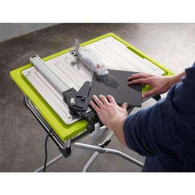 7 in. 4.8 Amp Tabletop Tile Saw