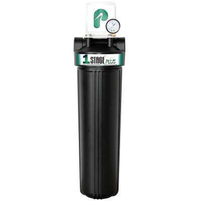1-Stage Plus Lead and Cyst Whole House Water Filtration System