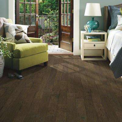 Western Hickory Winter Grey 3/8 in. Thick x 5 in. Wide x Random Length Engineered Hardwood (23.66 sq. ft. / case)