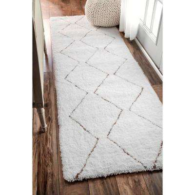Corinth Natural 3 ft. x 8 ft. Runner Rug