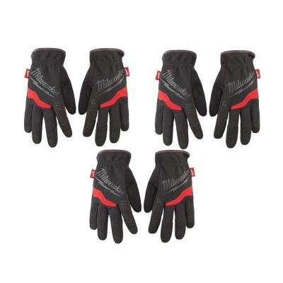 FreeFlex Work Gloves (3-Pack)