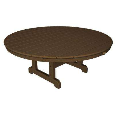 Cape Cod Tree House 48 in. Round Patio Conversation Table