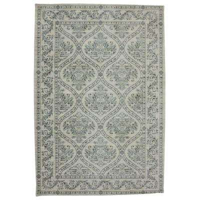 Augustine Butter Pecan 3 ft. 6 in. x 5 ft. 6 in. Area Rug