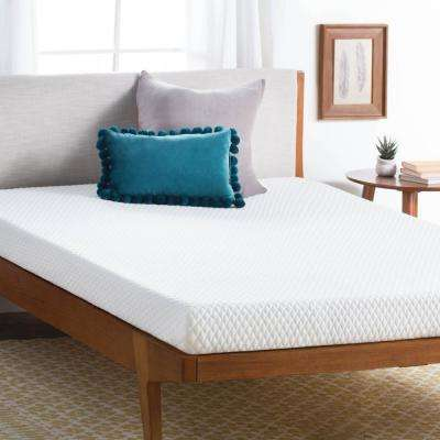 5 in. Firm Gel Memory Foam Mattress