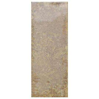Forever Cream 5-7/8 in. x 15-3/4 in. Ceramic Wall Tile (10.9 sq. ft. / case)