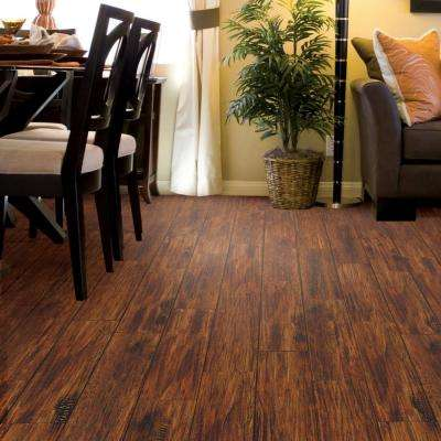Embossed Alameda Hickory 7 mm Thick x 7-3/4 in. Wide x 50-5/8 in. Length Laminate Flooring (662.04 sq. ft. / pallet)