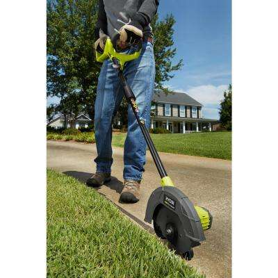 ONE+ 9 in. 18-Volt Lithium-Ion Cordless Edger - 1.3 Ah Battery and Charger Included