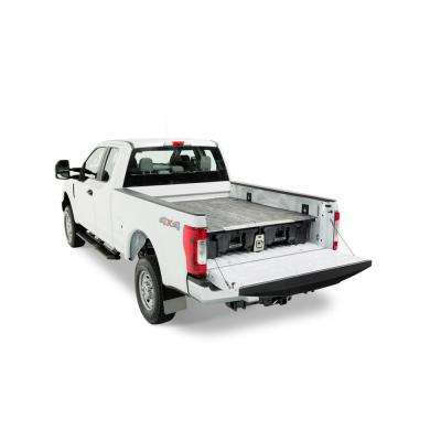 6 ft. 9 in. Bed Length Pick Up Truck Storage System for Ford Super Duty (2009 - 2016)