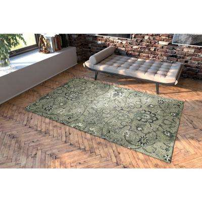 Chancellor Grey 10 ft. x 14 ft. Area Rug