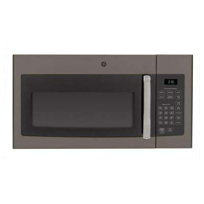 1.6 cu. ft. Over-the-Range Microwave Oven in Slate