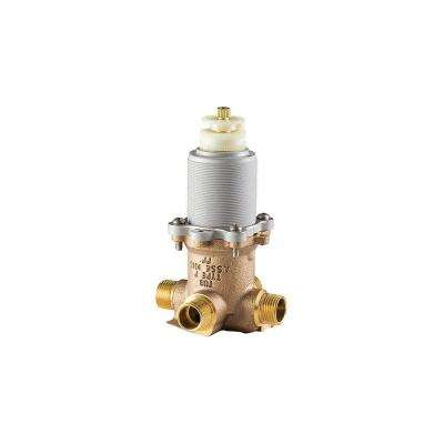 TX8 Series Tub/Shower Rough Valve Less Stops