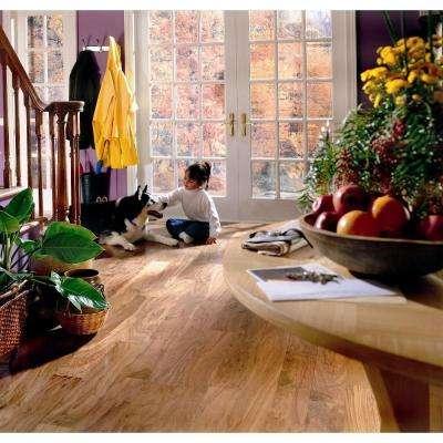 Walnut Natural Glaze 1/2 in. Thick x 5 in. Wide x Random Length Engineered Hardwood Flooring (31 sq. ft. / case)