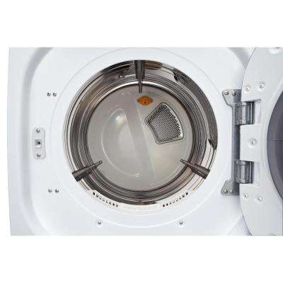 7.4 cu. ft. Electric Dryer with True Steam in White