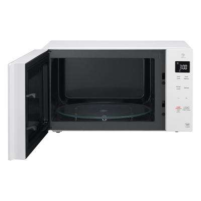 NeoChef 1.3 cu. ft. Countertop Microwave in White