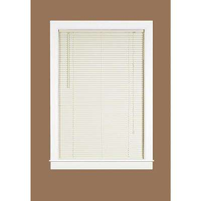 1 in. Room Darkening Vinyl Mini Blind