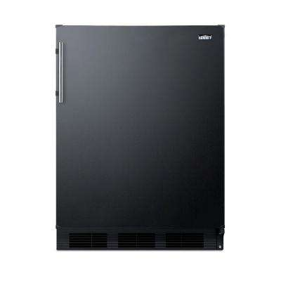 5.1 cu. ft. Mini Refrigerator in Black