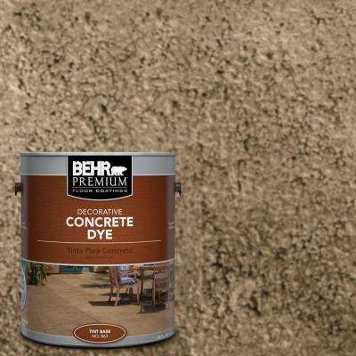 #CD-867 Walnut Concrete Dye
