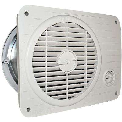 Thru Wall Fan Hardwired Variable Speed