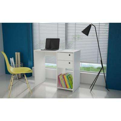 Pescara White Desk