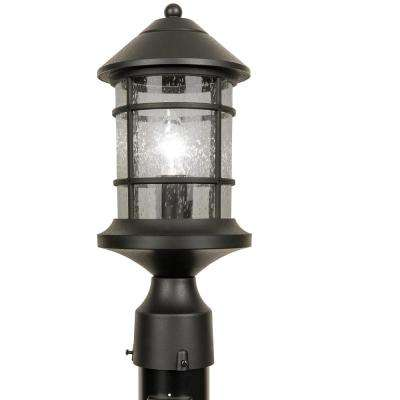 Sunset Outdoor Black Post Light