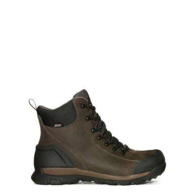 MEN'S FOUNDATION LEATHER MID HI COMP TOE BOOT
