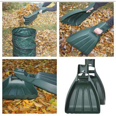 XL Lawn Leaf Claws Hand Rake Scoops Premium (1-Pair)