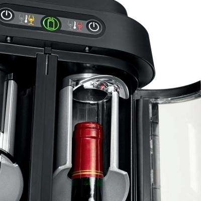EuroCave Wine Art 2-Bottle Wine Chiller and Preservation System