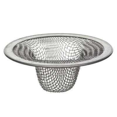 2-1/2 in. Lavatory Mesh Sink Strainer