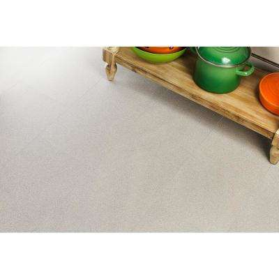 Standard Stone Gray 12 in. x 24 in. x 9.5mm Matte Porcelain Floor and Wall Tile (8 pieces / 15.49 sq. ft. / box)