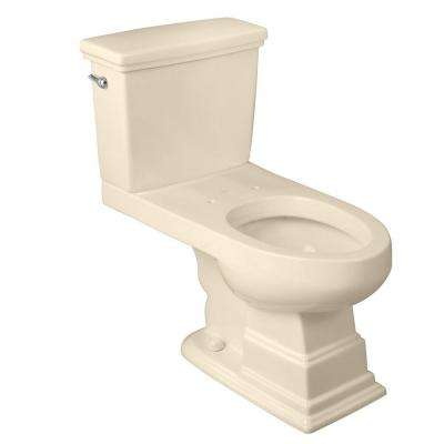 Structure Chair Height 2-Piece 1.6 GPF Elongated Toilet in Biscuit-DISCONTINUED