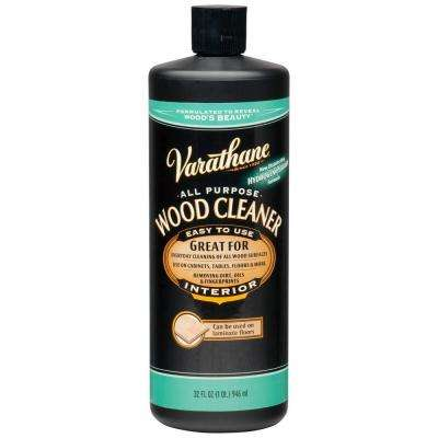 1-qt. General Purpose Wood Cleaner (Case of 6)