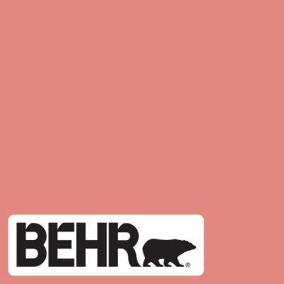 Behr Marquee 8 Oz Ppu1 04a Watermelon Punch Semi Gloss Enamel Interior Exterior Paint Primer Sample Mq33416 The Home Depot