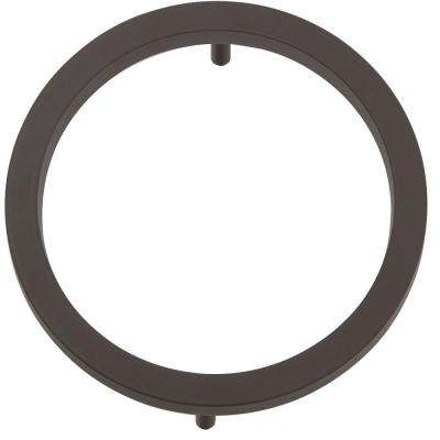 Modern Avalon Collection 4.5 in. Oil-Rubbed Bronze Number 0