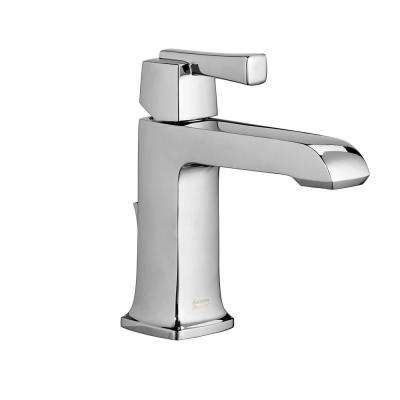 Townsend Single Hole Single-Handle Bathroom Faucet with Speed Connect Drain in Polished Chrome