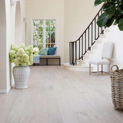French Oak Rincon 3/8 in. Thick x 6-1/2 in. Wide x Varying Length Engineered Click Hardwood Flooring (23.64 ./case)