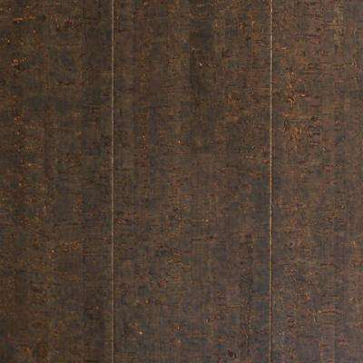Slate Plank 13/32 in. Thick x 5-1/2 in. Wide x 36 in. Length Cork Flooring (10.92 sq. ft. / case)