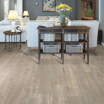 XP Urban Putty Oak 10 mm Thick x 7-1/2 in. Wide x 47-1/4 in. Length Laminate Flooring (1079.65 sq. ft. / pallet)