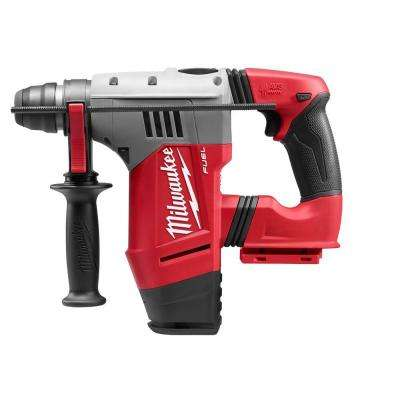 M28 FUEL 28-Volt Lithium-Ion Brushless 1-1/8 in. SDS Plus Rotary Hammer (Tool Only)