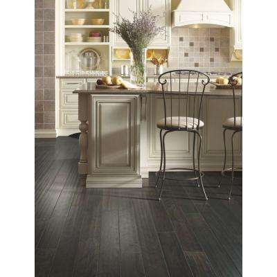 Hillsborough Hickory Charcoal 3/8 in. Thick x 5 in. Wide x Random Length Engineered Hardwood Flooring (28.25 sqft./case)