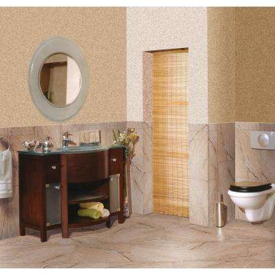 Vezio Beige 16 in. x 32 in. Glazed Porcelain Floor and Wall Tile (9 cases / 96.03 sq. ft. / pallet)